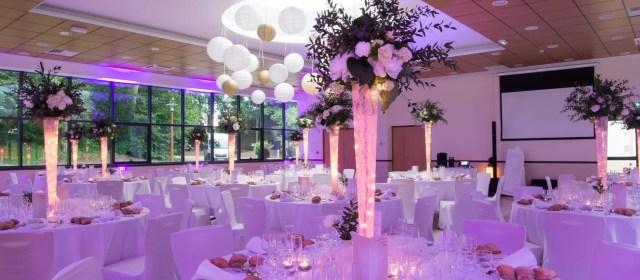 Charles Design : l'incroyable décoration d'une salle de mariage