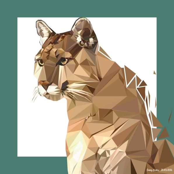 Cougar-tete