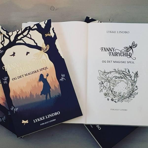 Fanny Fairychild og det magiske spejl