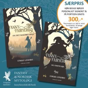 Fantasy-pris på Fanny Fairychild