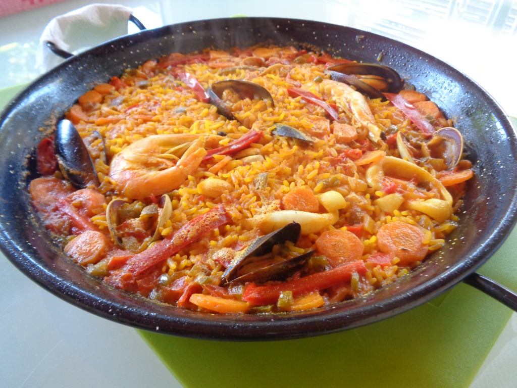 Paellas en asunci n luque san lorenzo y rea central for Delivery asuncion