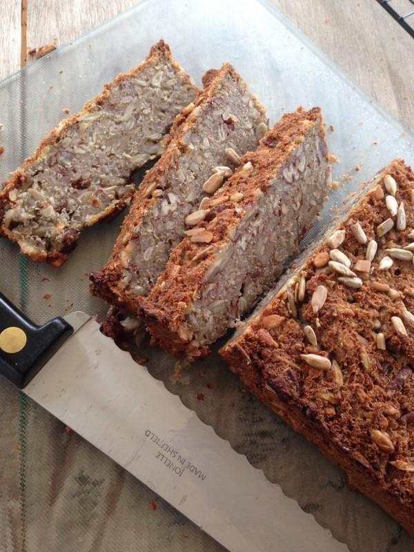 Quinoa Bread - Fanny's Real Food