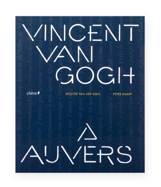 Vincent van Gogh à Auvers - Couverture