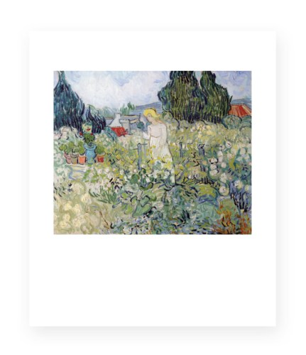 Vincent van Gogh à Auvers - pages intérieures