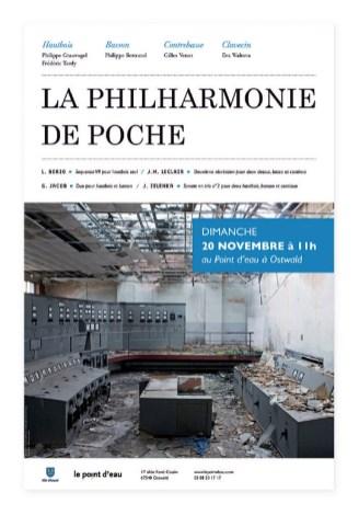 Affiche Philharmonie de Poche 2011 2012 - 01