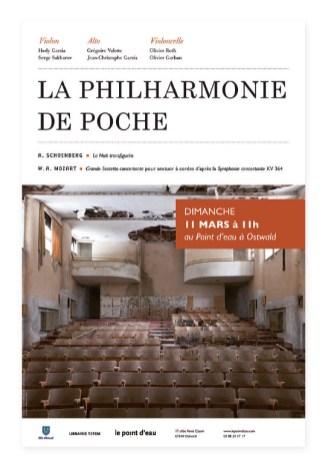 Affiche Philharmonie de Poche 2011 2012 - 02