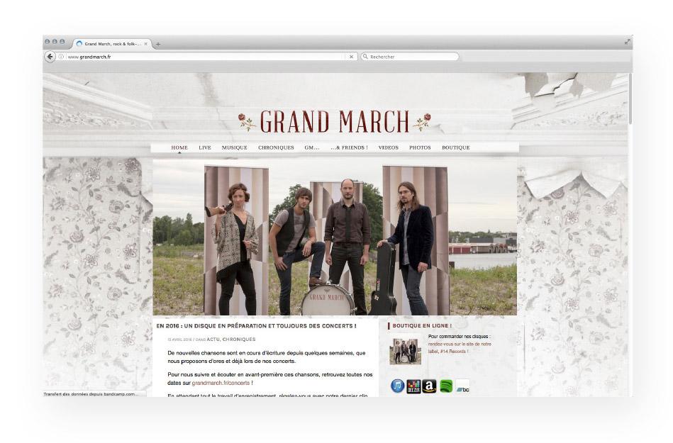 Site Grand March