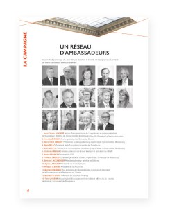 Rapport 2013 Fondation Universite Strasbourg - 1