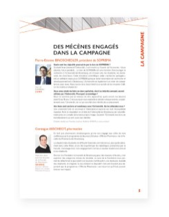 Rapport 2013 Fondation Universite Strasbourg - 2