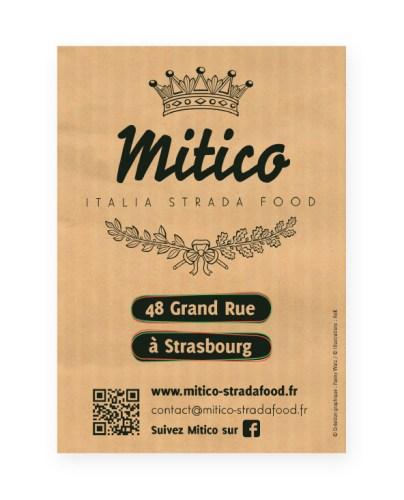 Mitico Flyer Recto