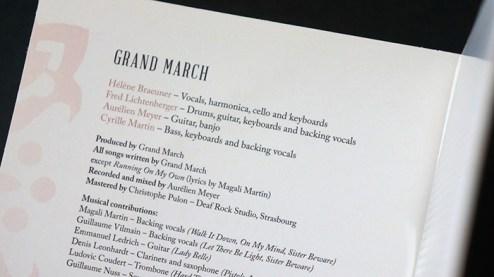 Grand March Album 07 Fanny Walz