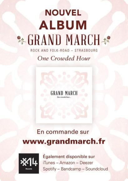 Grand March fly © Fanny Walz