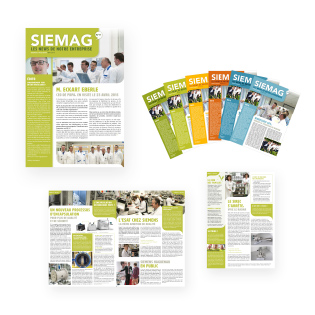 Journal interne Siemens