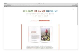 Site Les ages de la vie humaine 03