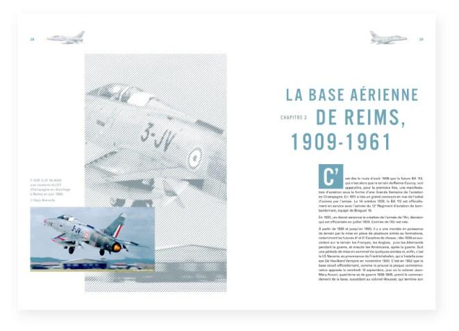 Extraits livre La 3e escadre de Chasse et le North American F-100D/F Super Sabre