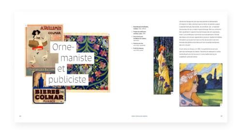 Extrait du livre Hansi – Ornemaniste et publiciste