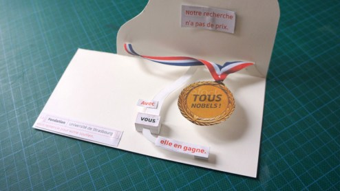 Maquette Carte Pop Up