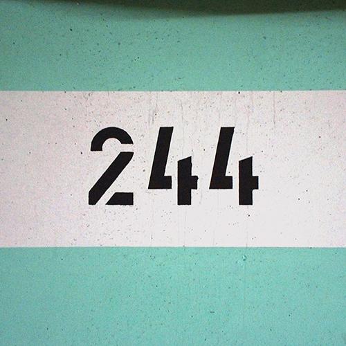 Chiffre 244