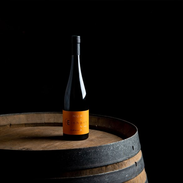 Bouteille vin nature du domaine Einhart