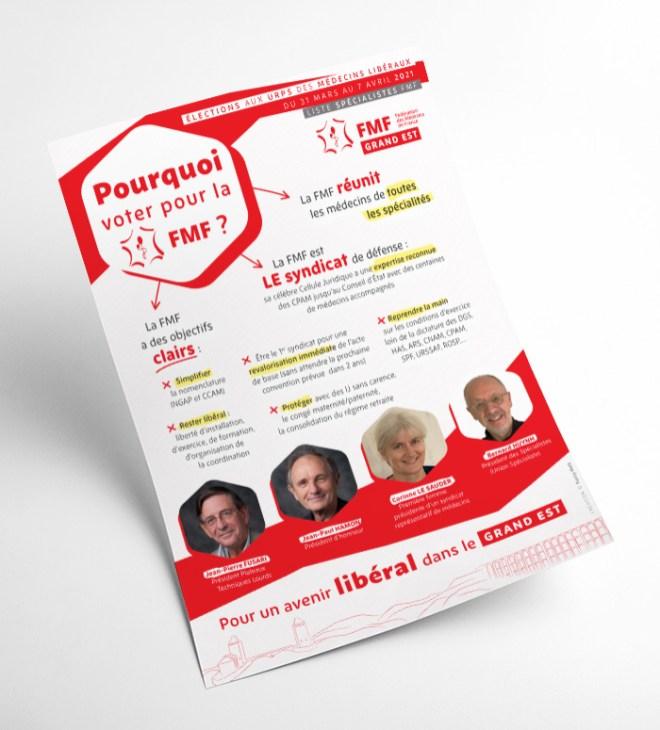 Profession de foi de la Fédération des Médecins de France