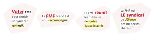 Communication Fédération des Médecins de France