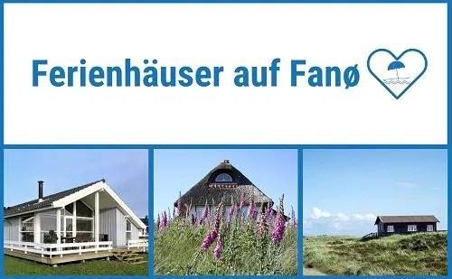 Ferienhäuser auf Fanø