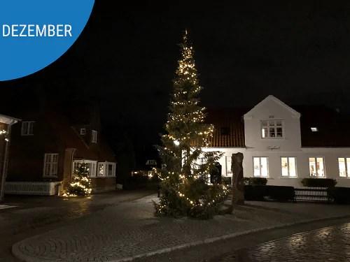 Weihnachten auf Fanø