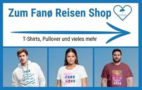 Hier zum Fanø Reisen Shop