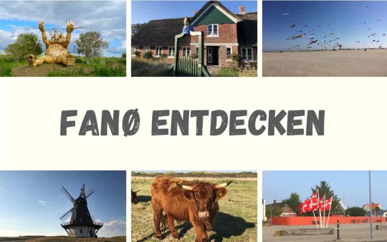 Insel Fanø entdecken