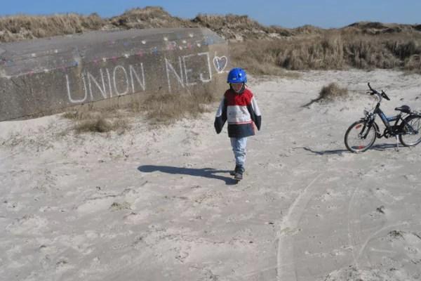 Aktivitäten für Kinder auf Fanø