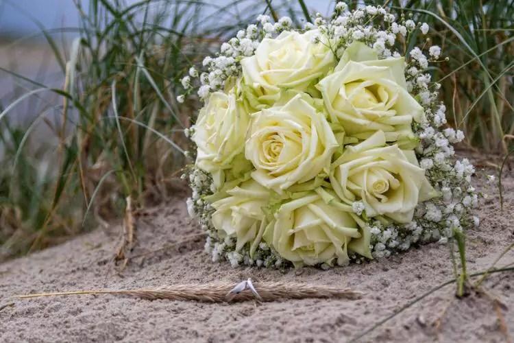 Hochzeit auf Fanø