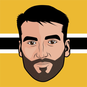 Bergeron Sock Icon