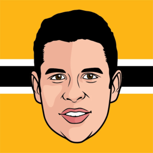 Sidney Crosby Sock Icon