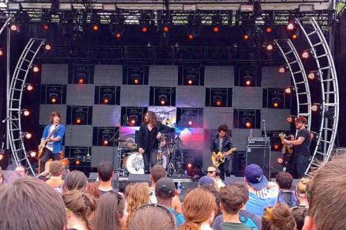 Firefly Music Festival, Dover
