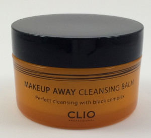 Clio Makeup Away Cleansing Balm korean oil cleansers review