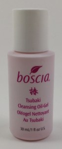 Boscia Tsubaki Cleansing Oil-Gel korean oil cleansers review