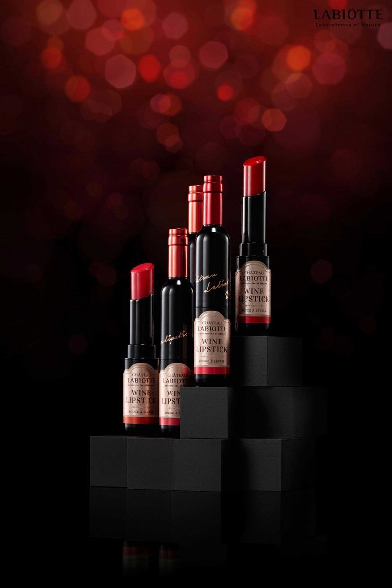 Where to Buy EXO's Chateau Lipstick from Lotto chateau wine lipstick