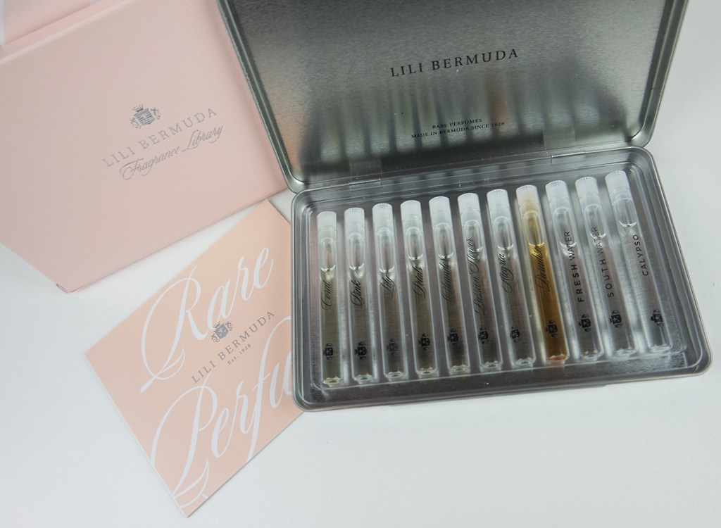 Lili Bermuda FRAGRANCE LIBRARY FOR HER