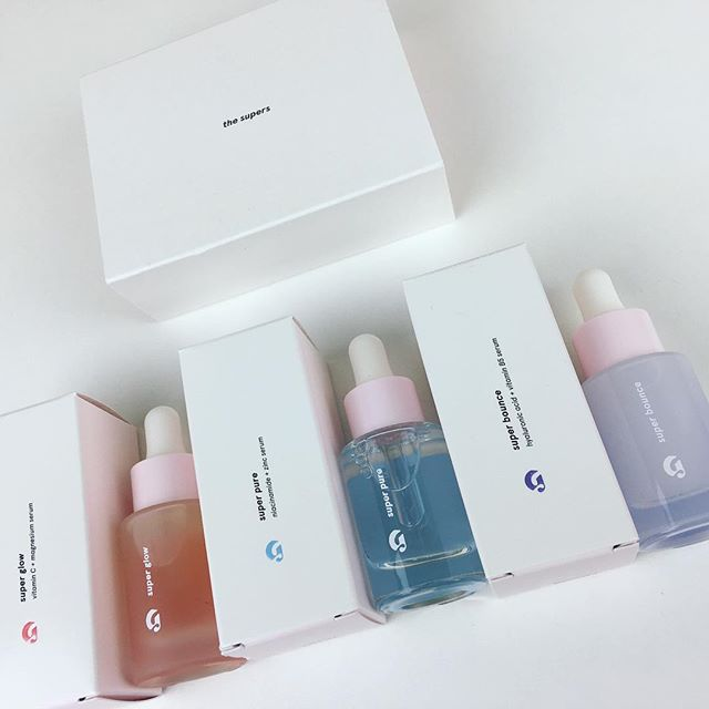 Glossier Super Bounce, Super Glow, Super Pure serums review