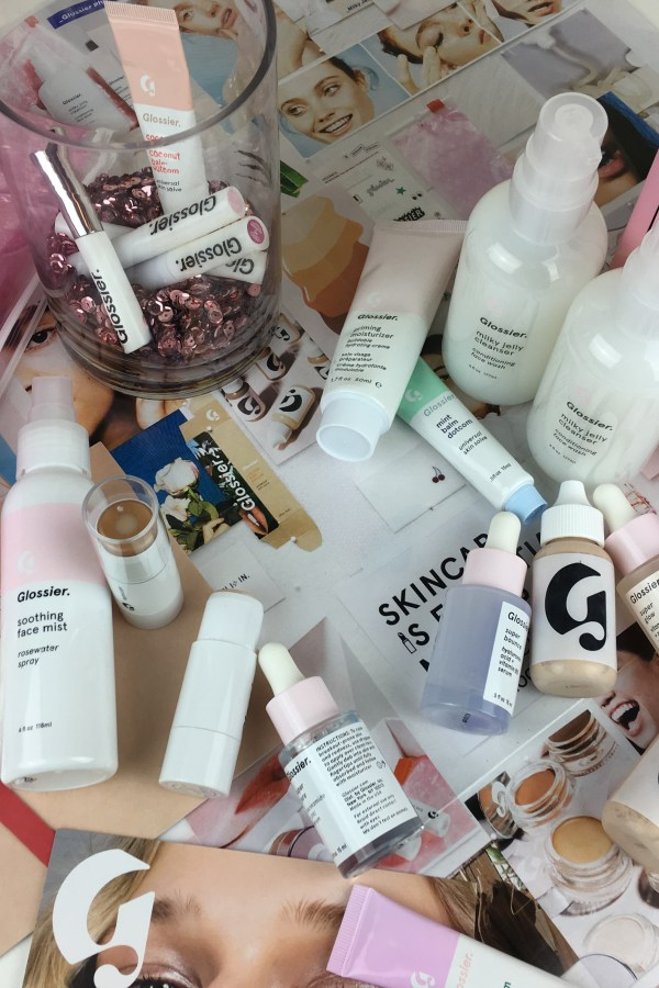 Brief Reviews of Everything Made by Glossier (Updated)