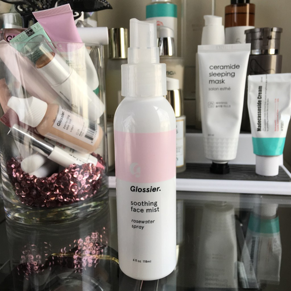 Glossier Soothing Face Mist review