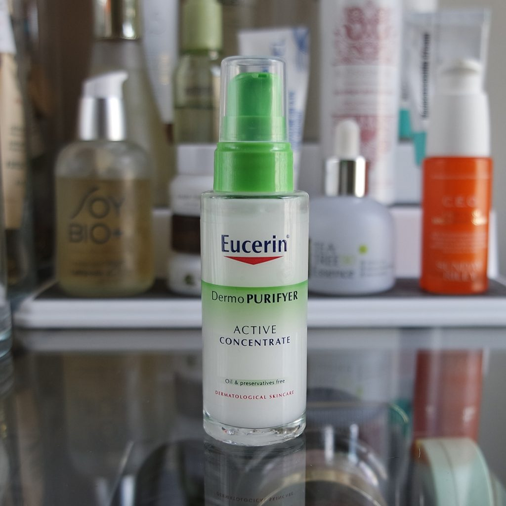 Eucerin DermoPURIFYER Active Concentrate The Hunt for a Good Genes Dupe: 17 Lactic Acid Reviews