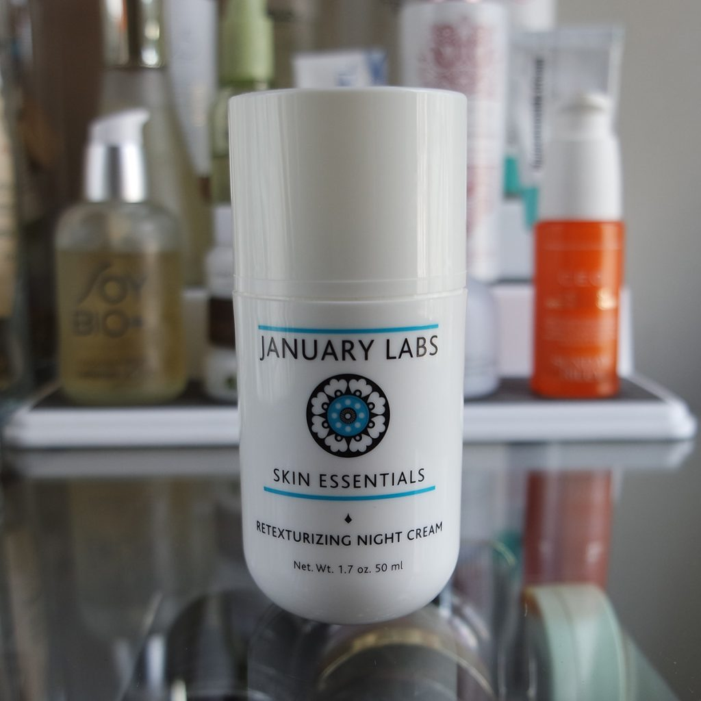 January Labs Retexturizing Night Cream The Hunt for a Good Genes Dupe: 17 Lactic Acid Reviews
