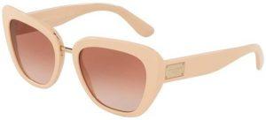 Dolce & Gabbana DG4296 Pink w/Pink Gradient Lens Sunglasses