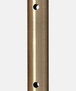 Downrod Brushed Satin Brass