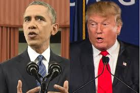 Trump temperament, Obama and his concern over trump preidency