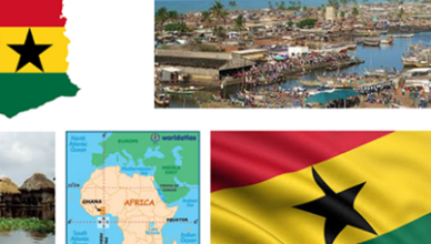Beautiful Tourist Attraction Sites To Visit In Ghana