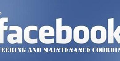 Facebook Engineering and Maintenance Coordinator