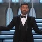 Jimmy Kimmel Hits Donald Trump On Oscar Stage