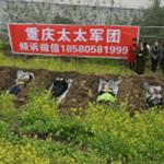 Chinese divorcees lie in 'graves'